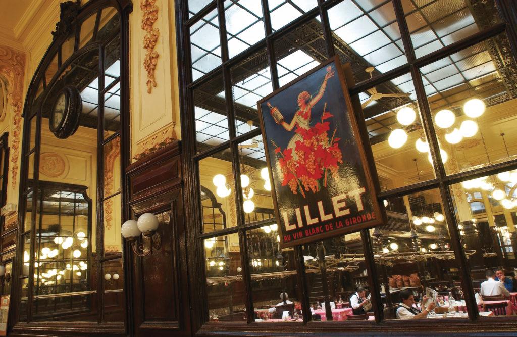 Bouillon Chartier Restaurant Paris