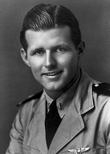 Joseph Kennedy Jr, killed 1944 in air raid over Mimoyecques France