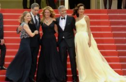 Jodie Foster, George Clooney and stars at the Cannes Film Festival