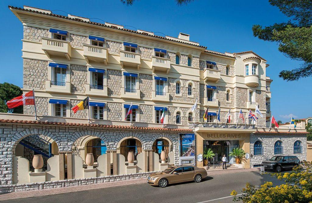 Hotel des Belles Rives, Juan les Pins