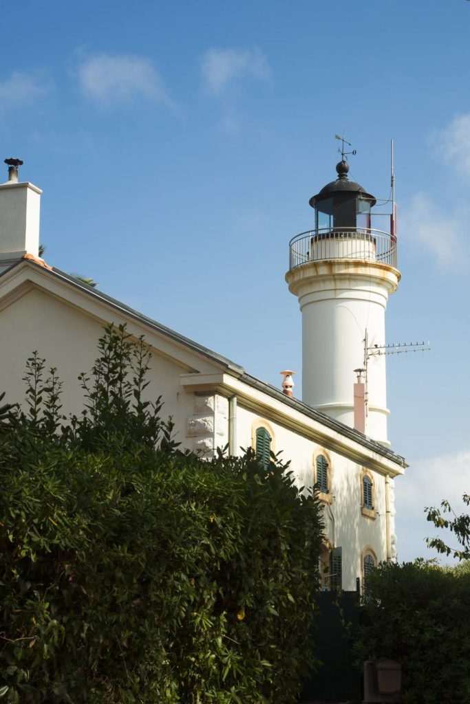 Antibes lighthouse